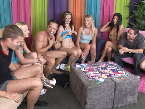 Naked rainbow party sex — photo 13